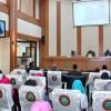 لدى لقائه طلاب كلية القانون بجامعة الخرطوم رئيس القضاء يجدد حرص السلطة القضائية لتحسين بئية العمل القضائي وبناء القدرات